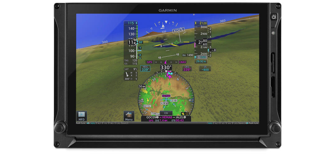 Flight Displays and Engine Monitoring Solutions Reimagined ... on