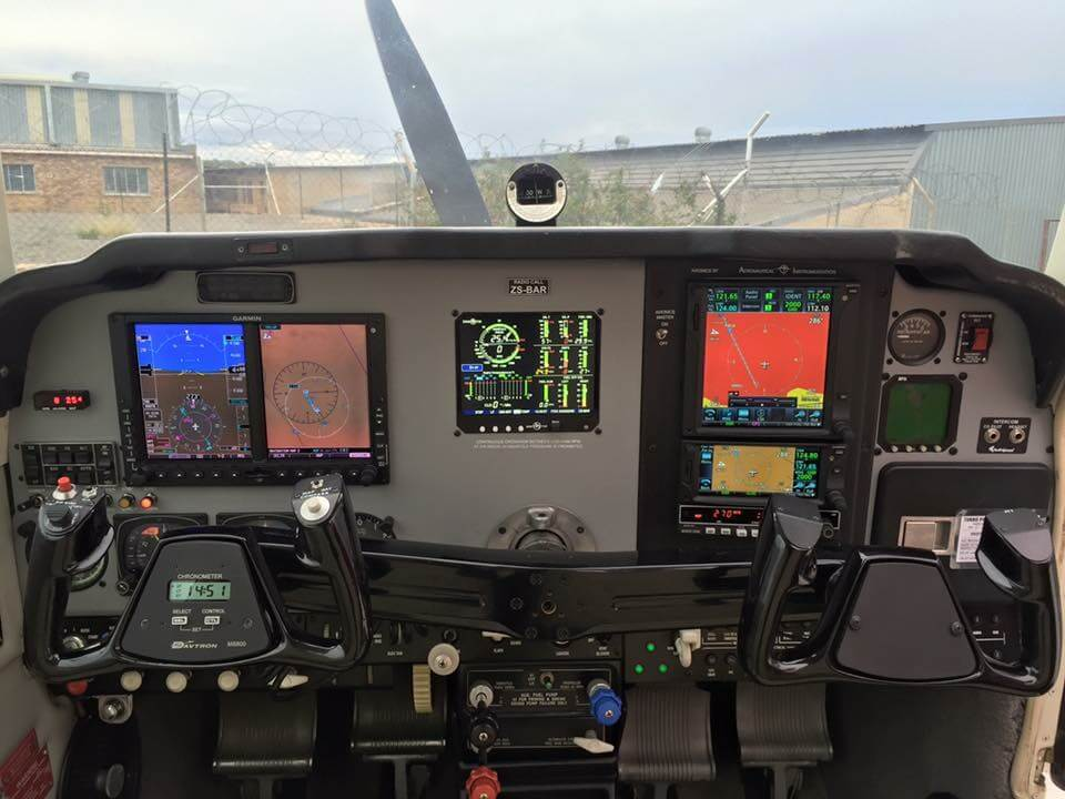 Install Garmin G500, GTN750, GTN650, JPI EDM930 Engine Monitoring System and Garmin GTX327 Transponer to a Beech F33A.