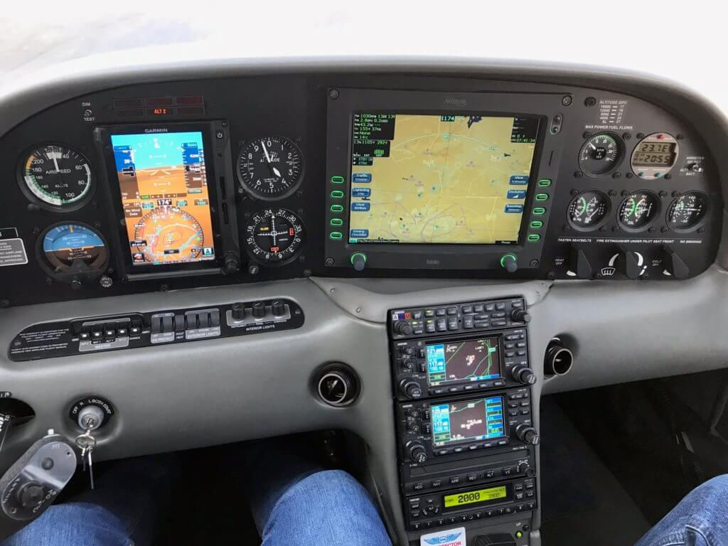 Install Garmin G500TXi to SR22 Cirrus.