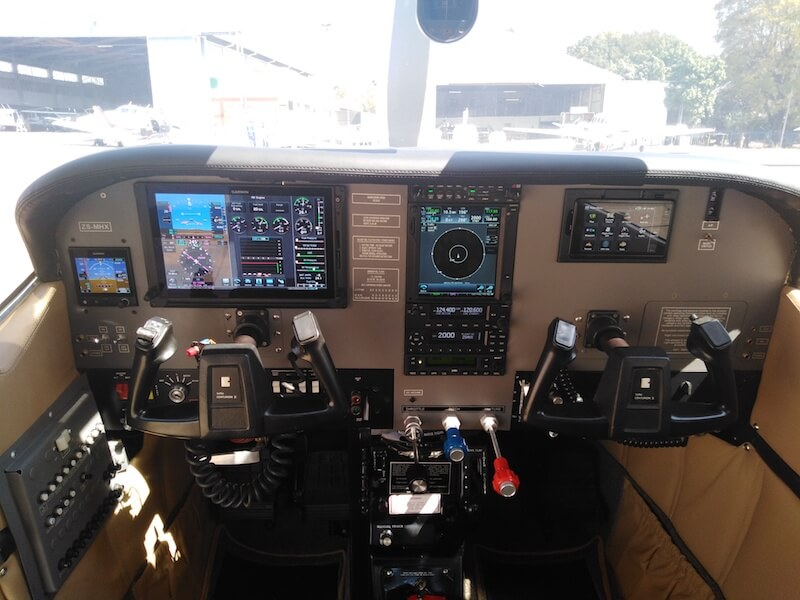 Install Garmin G500TXi with Engine Monitoring, G5 A/H, GMA342 Audio Panel, GTN750 Nav/Comm/GPS, GTR225 Comm Radio, GTX345 Diversity ADS-B in/out Transponder and Genesys Aerosystems 3100 Autopilot System.