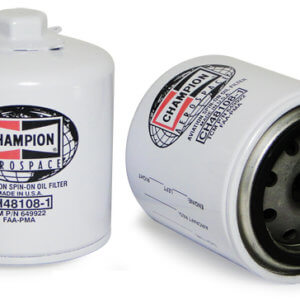 CHAMPION SPIN-ON OIL FILTER CH48108-1