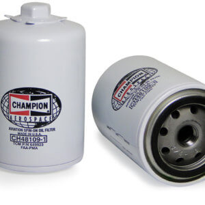 CHAMPION SPIN-ON OIL FILTER CH48109-1