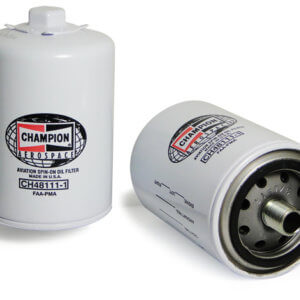 CHAMPION SPIN-ON OIL FILTER CH48111-1