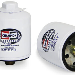 CHAMPION SPIN-ON OIL FILTER CH48114-1