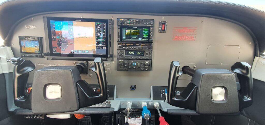 Install Garmin G5 Standby, G500TXi Flight Deck with Engine Indication, GTN650Xi NAV/COM/GPS, GTX345 ADS-B in/out Transponder, GSB15 USB and GFC500 Autopilot System.
